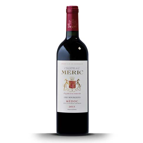 Chateau Meric 2015 - 75 cl